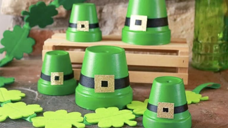 8 St. Patrick's Day Projects to Do With the Kids