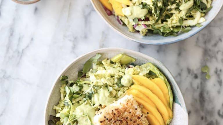 Light and Bright Spring Recipes