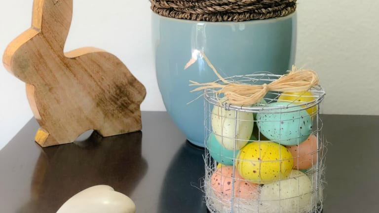 easter decorating ideas to beautify your easter 5 Easy Easter Decorating Ideas