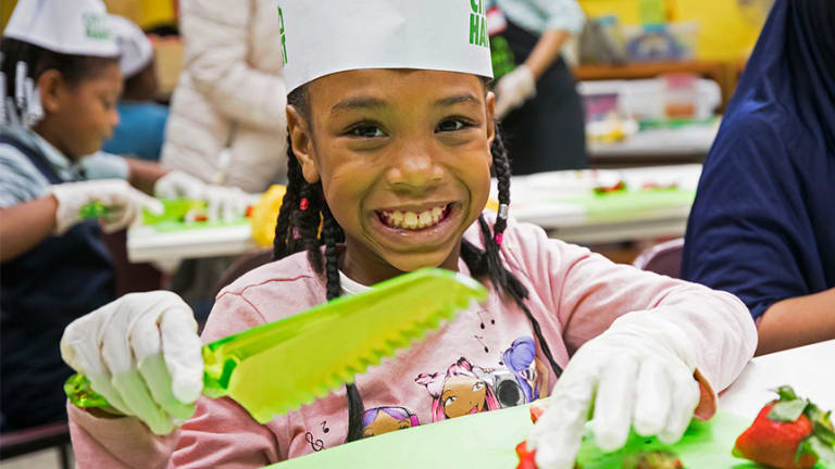City Harvest Leads Helps Fight Hunger in NYC