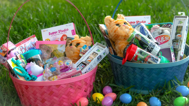 Non-Candy Easter Basket Fillers and Surprises