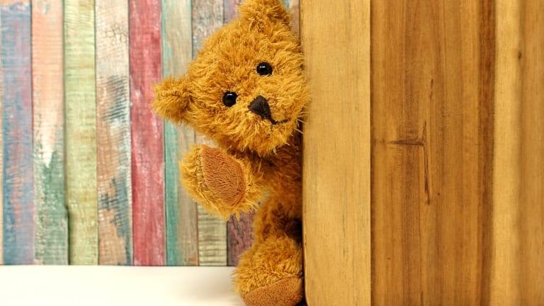 Throw a Teddy Bear Tea Party
