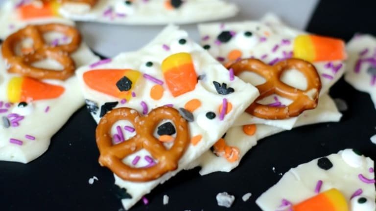 Sweet Halloween Baking Ideas