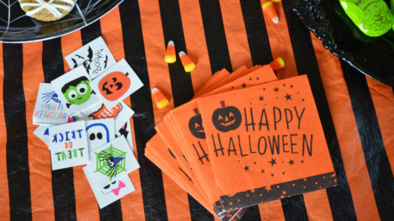 Host a Frightfully Fun Halloween Party for Kids