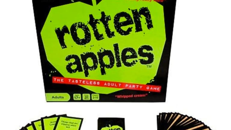 Girls' Night In: A Good Time with Rotten Apples