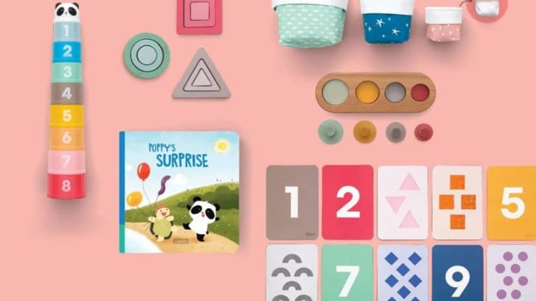 Best Monthly Subscriptions For Toddlers and Babies