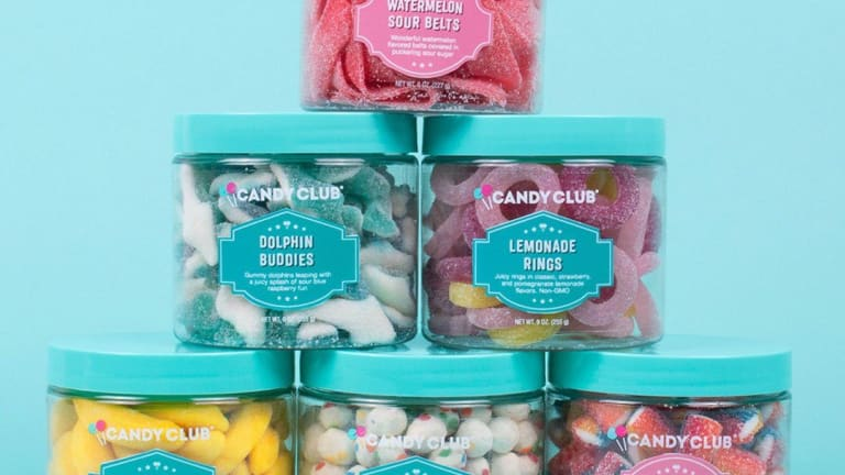 The Candy Club Subscription Box