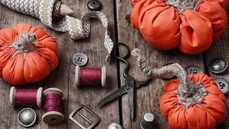 Chic and Festive DIY Pumpkin Projects