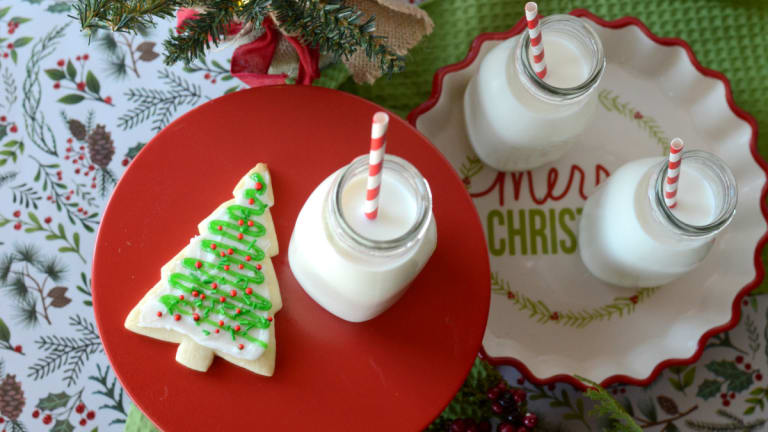 Easy Sugar Cookies for the Holidays