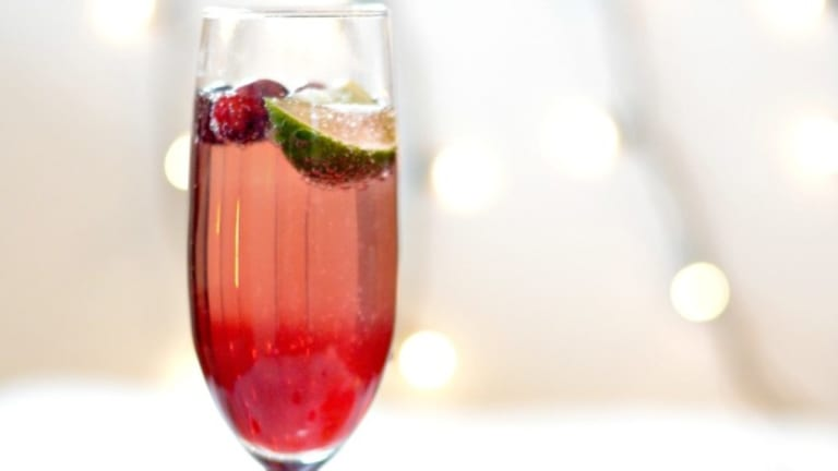 Cranberry Cocktail for the Holidays