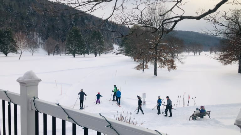 Vermont Winter Adventures at Woodstock Nordic Center