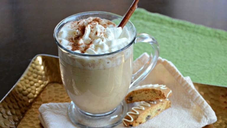 Hot Buttered Rum Recipe and Mocktail