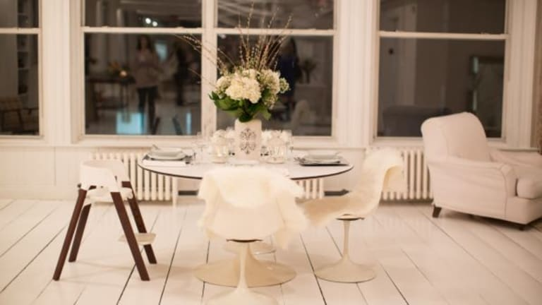 Stokke Steps Launch Party with Momtrends