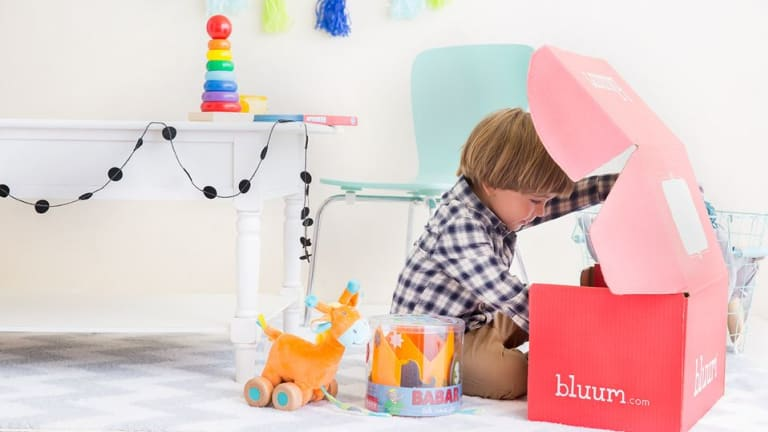 Bluum Box Subscription Box For Baby and Mom