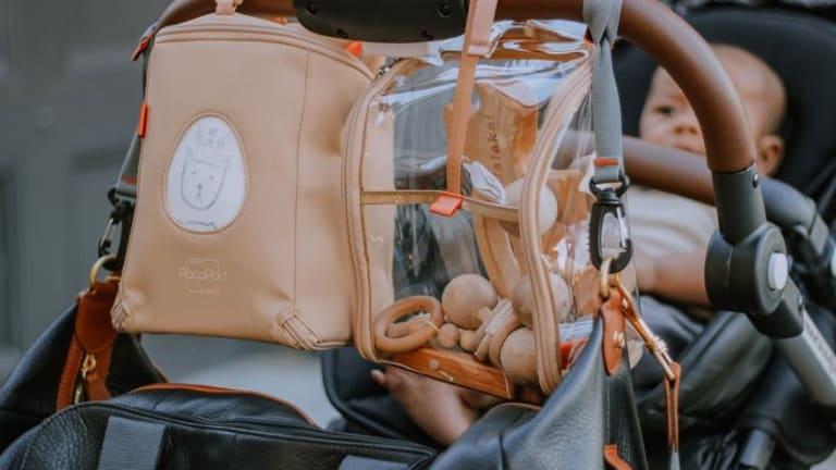 PacaPod: The Organized Diaper Bag