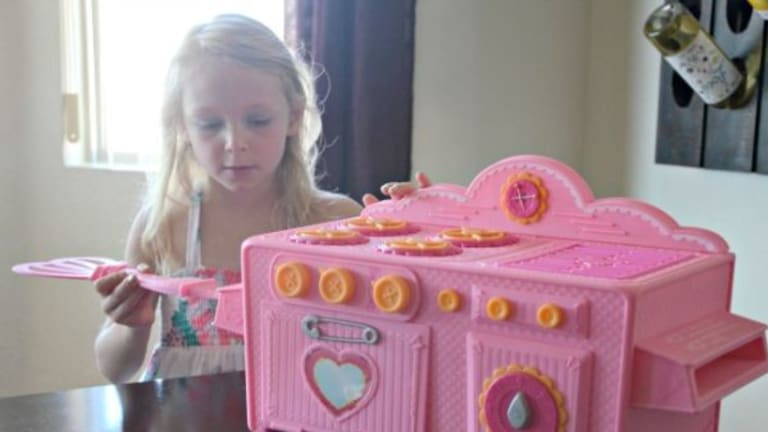 Lalaloopsy 2-in-1 Baking Oven
