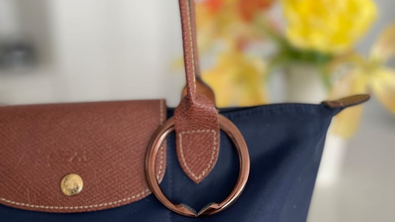 Keep Your Handbags Germ Free and Pretty