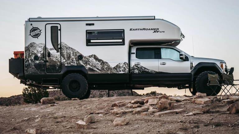 Earth Roamer Coolest Camper Ever