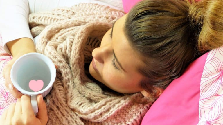 Busy Mom's Guide to Dealing with Colds & Flu
