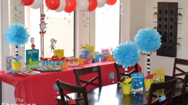 The Best Dr. Seuss Birthday Party Ideas