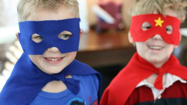 How to Throw a Superhero Birthday Party!