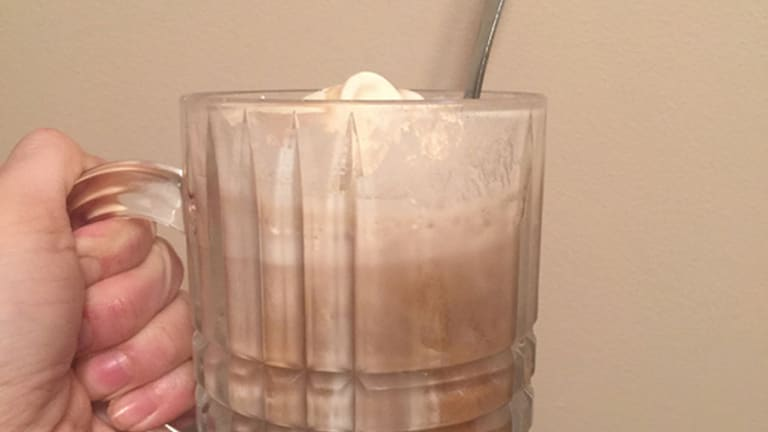 St. Paddy's Day Ice-Cream Guinness Float Recipe