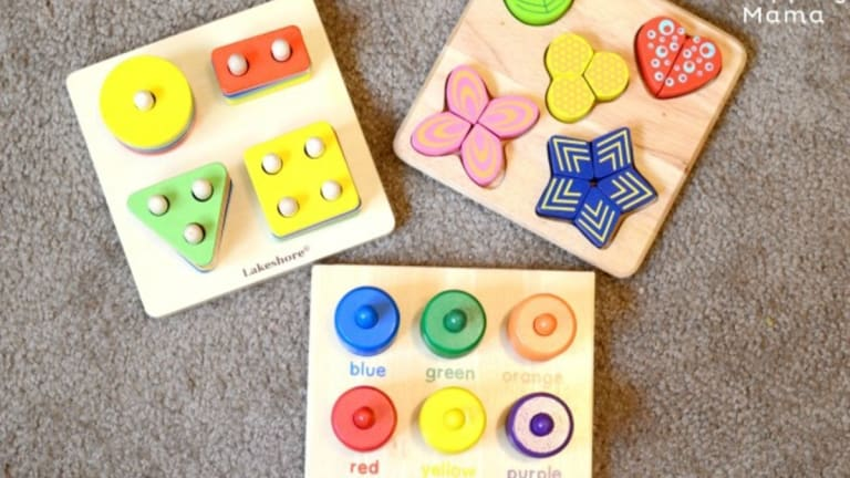 Why Your Toddler Should Have Wooden Stacking Toys and Puzzles