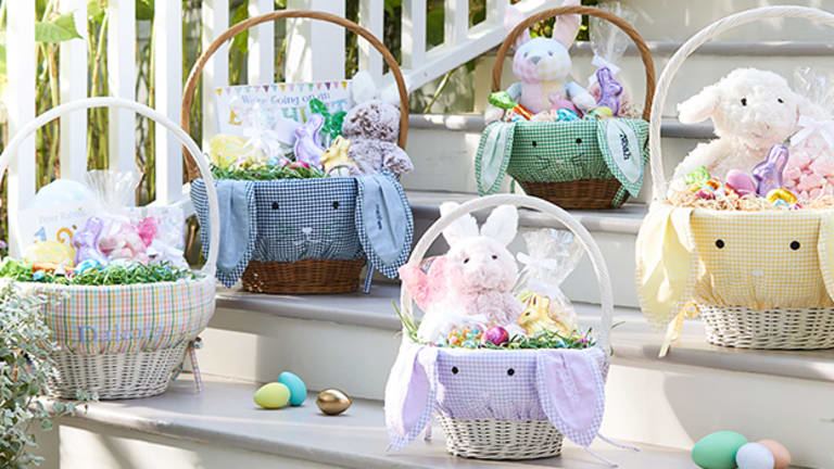 Easter Decor from Pottery Barn Kids