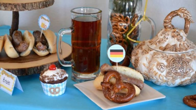 Celebrate Oktoberfest with Home Brewed Beer Party