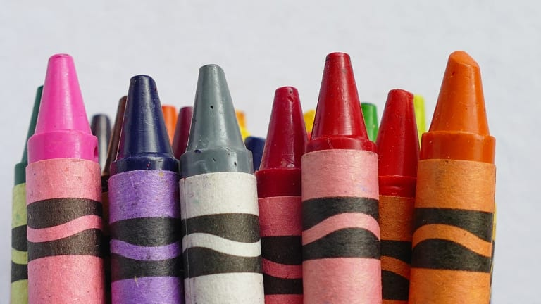 4 Ways to Get Crafty With Crayons