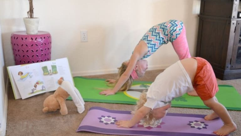 Our Favorite Yoga for Kids Resources