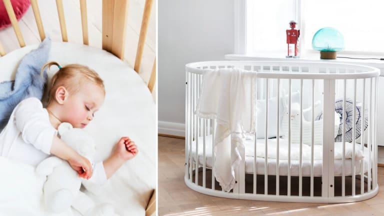 Why We Picked the Stokke Sleepi Crib System