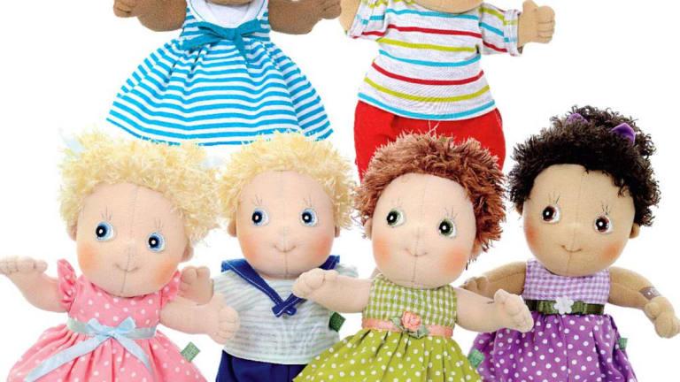 Rubens Barn Cutie Dolls