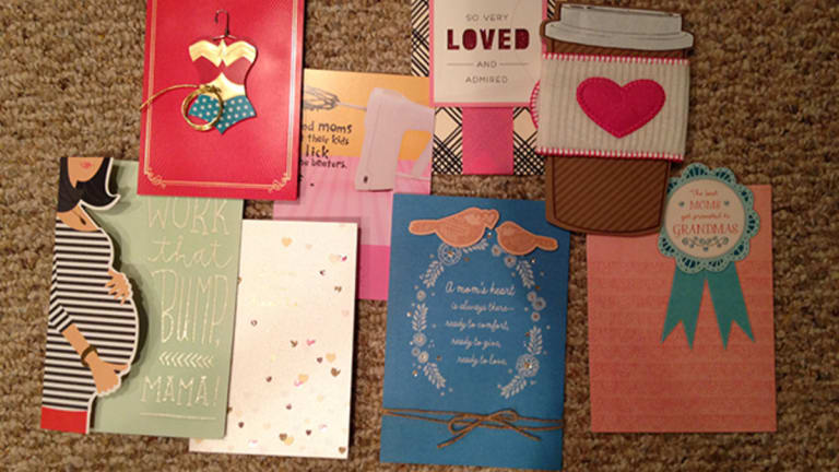 The Gift of the Written Word: Sweet Mother's Day Cards From Hallmark