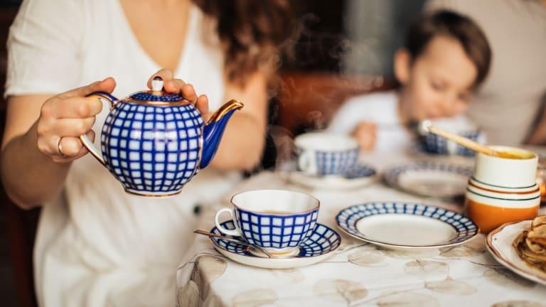Classic English Tea Party Sandwich Recipes