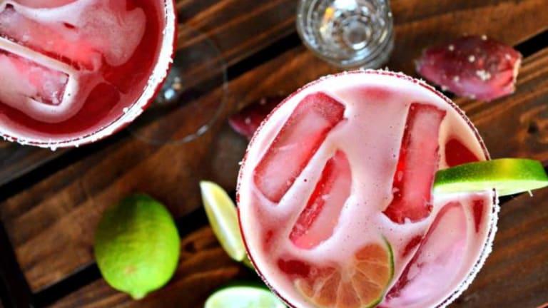 Prickly Pear Margaritas A Sonoran Desert Recipe