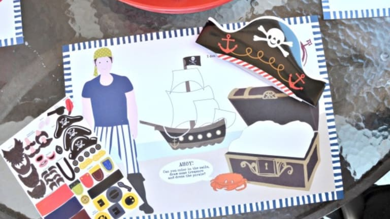 Arrrgh! Plan a Pirate Birthday Party