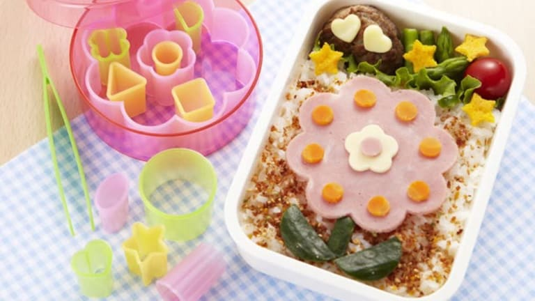 How to Create the Cutest Bento Lunches Ever