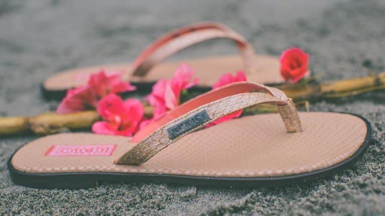 Bella Ha Sandals