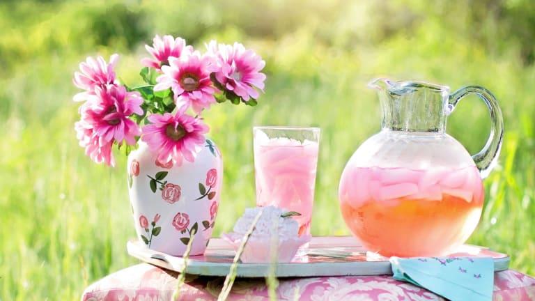 Pink Lemonade Shandy