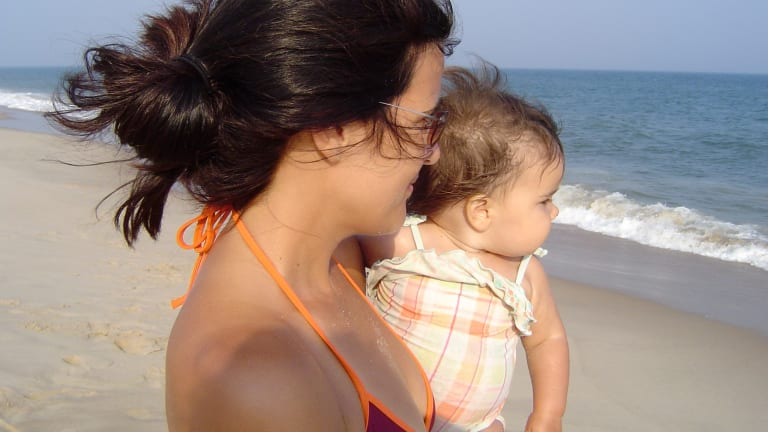 Safety Tips for Baby's First Summer