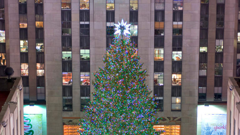 Holidays at Rockefeller Center New York City