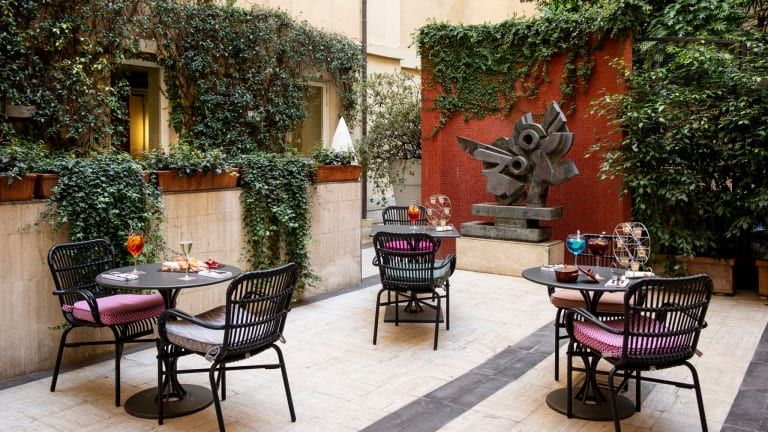 Hotel 47 Rome Family Travel Review