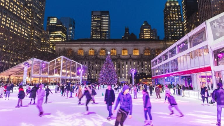 Plan a Visit to the Bank of America Winter Village at Bryant Park