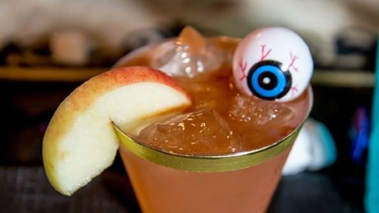 The Spooky Eye Halloween Cocktail