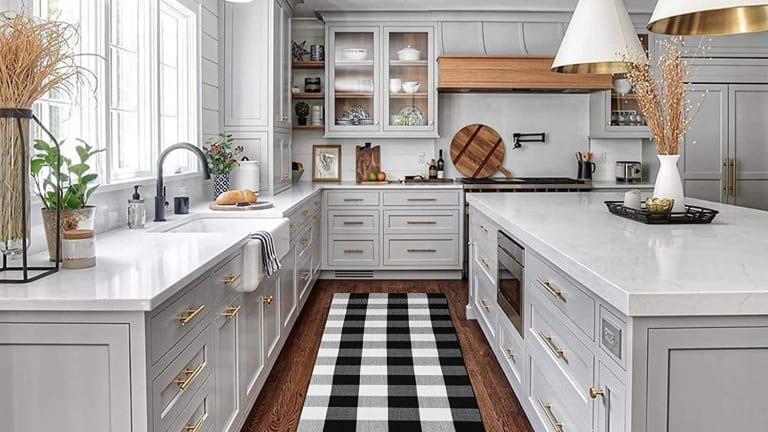 Three Kitchen Rugs that Do the Job with Style