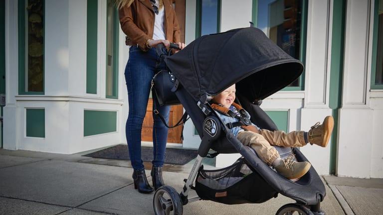 Mom Testing Baby Jogger City Mini GT Stroller
