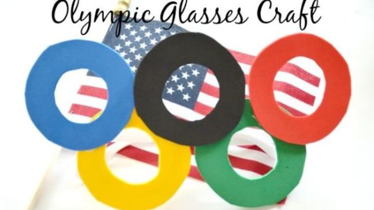 Olympics Craft Round Up