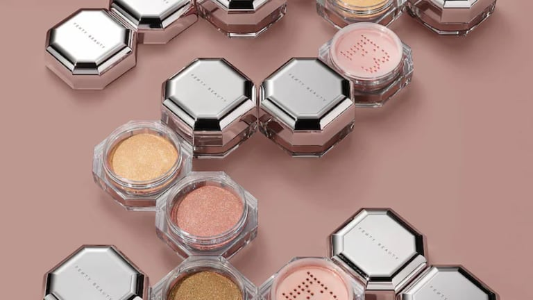 Summer Beauty Trends Shimmer and Shine