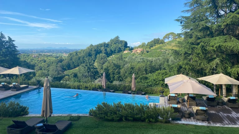Best of Northern Italy Villa Cipriani Luxury Resort Review